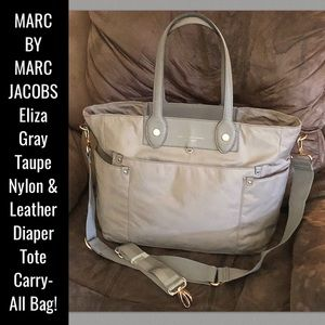 Marc by Marc Jacobs Eliza Diaper Tote CarryAll Bag
